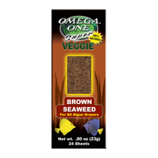 Omega Sea Super Veggie Seaweed Brown 23 gr